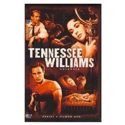 Tennessee Williams: Kolekcja - 5 filmów (6 DVD) - Richard Brooks, John Huston, Elia Kazan