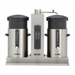 Ekspres przelewowy do kawy CB 2X10 | 907x465x(H)785mm | 6725W