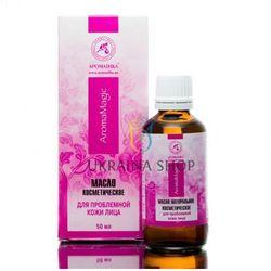Olejek Kosmetyczny do Pielęgnacji Cery Problemowej, 100% Naturalny Aromatika