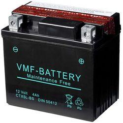 VMF Powersport Akumulator Liquifix, 12 V 4 Ah, MF YTX5L-BS Darmowa wysyłka i zwroty