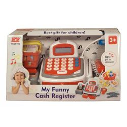 Zabawka SWEDE Kasa Z Kalkulatorem Q968