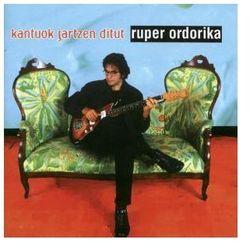 Kantouk Jartzen Ditut - Ordorika Ruper (Płyta CD)