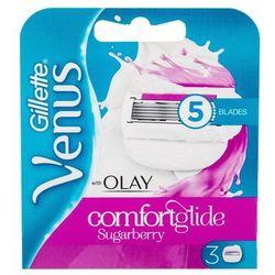 Gillette Venus wkład do maszynki 3 szt dla kobiet