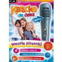 Gry PC, Karaoke dla Dzieci Wesołe Piosenki (PC)