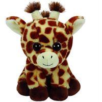 Pluszaki zwierzątka, Maskotka pluszowa żyrafa Peaches Beanie Babies 24 cm
