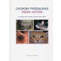 Książki medyczne, Choroby przewlekłe psów i kotów (opr. twarda)