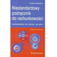 Biblioteka biznesu, Niestandardowy podręcznik do rachunkowości (opr. miękka)