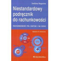 Niestandardowy podręcznik do rachunkowości (opr. miękka)