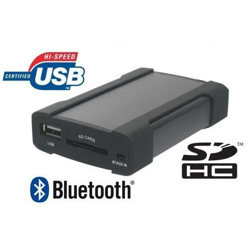Zmieniarki samochodowe, XCARLINK AUDI zmieniaraka cyfrowa SD USB