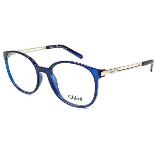 Okulary korekcyjne, Okulary Korekcyjne Chloe CE 2659 424