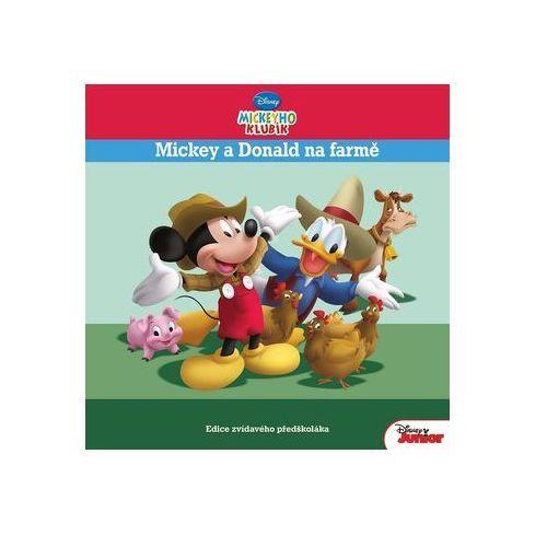 Pozostałe książki, Mickeyho klubík - Mickey a Donald na farmě Walt Disney
