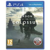 Gry na PS4, Shadow of the Colossus (PS4)