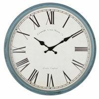 Zegary, Zegar ścienny HYATT śr. 41 cm zielony
