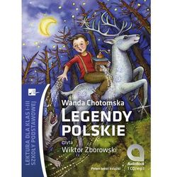 Legendy polskie (CD MP3) (opr. kartonowa)