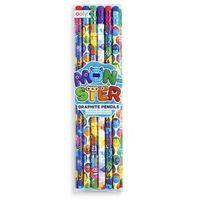Ołówki, Ołówki Potworki 12szt