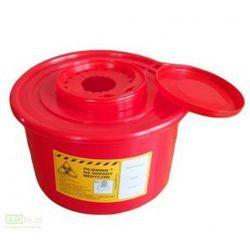 Pojemnik na odpady medyczne 3,5 l.