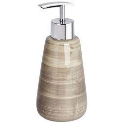 Dozownik do mydła w płynie, żelu POTTERY SAND, WENKO