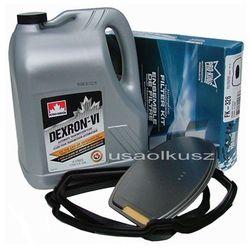 Filtr oraz olej Dextron-VI automatycznej 5-cio biegowej skrzyni NAG1 Dodge Magnum