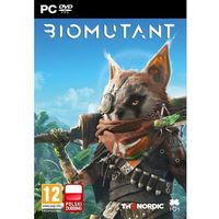 Gry na PC, Biomutant (PC)