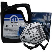 Oleje przekładniowe, Olej MOPAR ATF+4 oraz filtr automatycznej skrzyni 3SPD Dodge Stratus