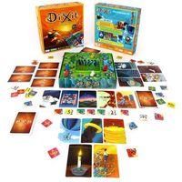 Gry dla dzieci, Dixit, gra towarzyska + zakładka do książki GRATIS