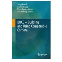 Informatyka, BUCC: Building and Using Comparable Corpora