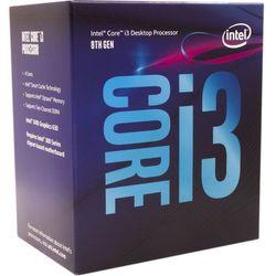 Intel Core i3-8100 3,6GHz 6MB Box - produkt w magazynie - szybka wysyłka!