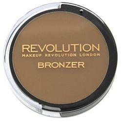 Bronzer puder brązujący z lusterkiem Kiss 7,5g - Makeup Revolution. DARMOWA DOSTAWA DO KIOSKU RUCHU OD 24,99ZŁ