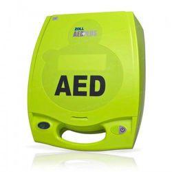 Defibrylator Zoll AED Plus (Półautomatyczny) z szafką gratis