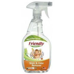 Organiczny Odplamiacz i Eliminator Zapachów 650ml, Friendly Organic