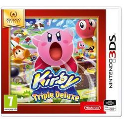 Gra 3DS Kirby Triple Deluxe Selects