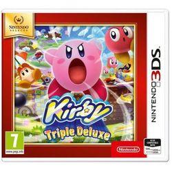 Kirby Triple Deluxe Selects Gra Nintendo 3DS NINTENDO