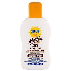 Malibu Kids Lotion SPF30 preparat do opalania ciała 200 ml dla dzieci