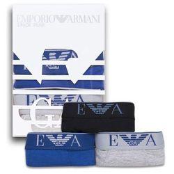 Emporio Armani Bokserki EMPORIO ARMANI Zamawiając ten produkt otrzymasz kartę stałego klienta!