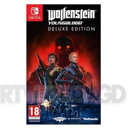 Wolfenstein Youngblood Deluxe Edition NSwitch +DLC