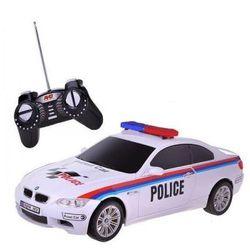Zdalnie Sterowany RADIOWÓZ BMW M3 (1:18) + Bezprzewodowy Pilot.