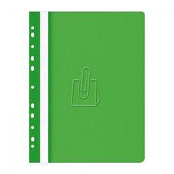 Skoroszyt OFFICE PRODUCTS zaw. A4 op.25 - zielony