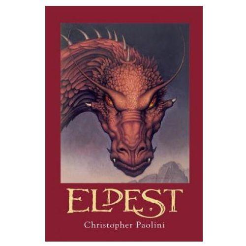 Książki do nauki języka, Eldest Inheritance Trilogy Book II (opr. twarda)