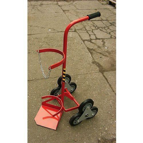 Akcesoria spawalnicze, Wózek na butle 40/50 L schodowy