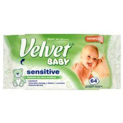 Chusteczki nawilżane dla dzieci i niemowląt 64 szt.