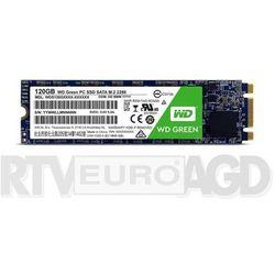 WD Green M.2 120GB - produkt w magazynie - szybka wysyłka!