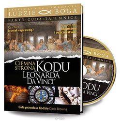 CIEMNA STRONA KODU LEONARDA DA VINCI + Film DVD wyprzedaz 03/19 (-20%)