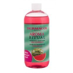 Dermacol Aroma Ritual Fresh Watermelon mydło w płynie Napełnienie 500 ml dla kobiet