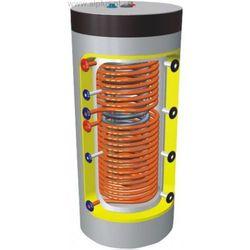 ZBIORNIK higieniczny SPIRO LEMET 1000L/7,5 2 WĘŻOWNICE 2W bufor wysyłka gratis