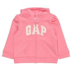 GAP Bluza rozpinana różowy pudrowy / biały