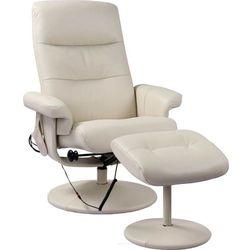 Fotel relaksujący z podnóżkiem Modern