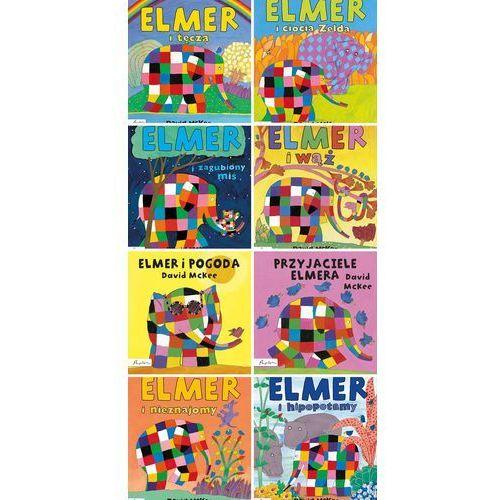 Książki dla dzieci, Elmer i ciocia Zelda (opr. twarda)