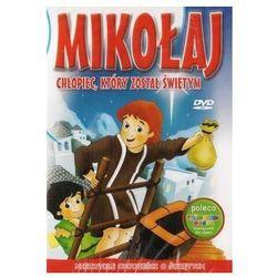 MIKOŁAJ - chłopiec, który został świętym - film DVD