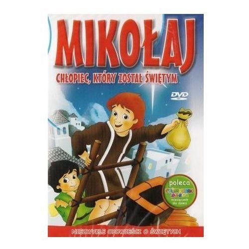 Filmy familijne, MIKOŁAJ - chłopiec, który został świętym - film DVD