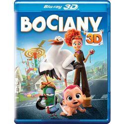 Bociany 3D (Blu-Ray) - Nicholas Stoller, Doug Sweetland